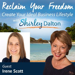 SD #076 – ENCORE – Quadruple Your Business Hot Leads | Irene Scott