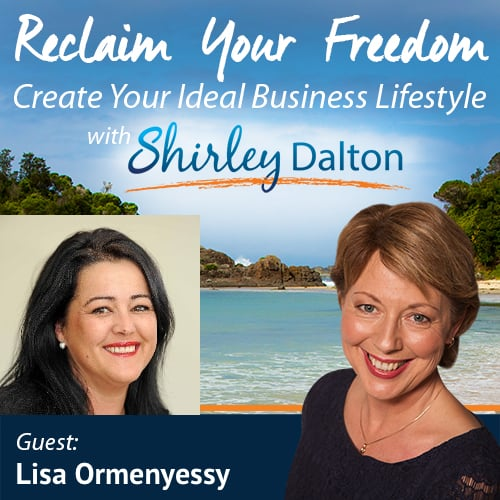 SD #009 – Detox Your Way to a Vibalicious Life | Lisa Ormenyessy