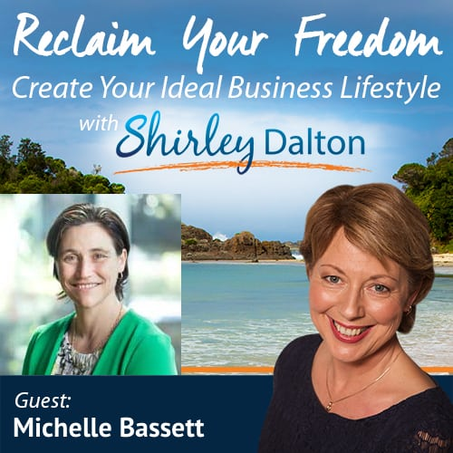 SD #021 –  How to Lead a powerfully PASSIONATE life and business | Michelle Bassett