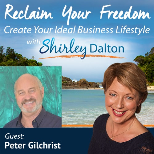 SD #027 –  Busting the Great Motivational Myth of Business | Peter Gilchrist