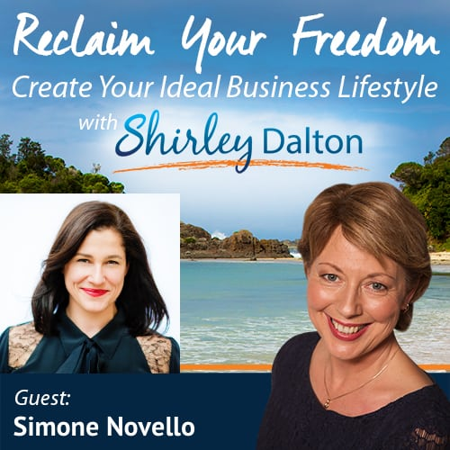 SD #088 – ENCORE – Business Partnerships Never Have to Sell Again | Simone Novello
