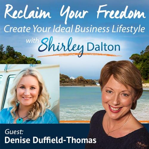 SD #087 – ENCORE – How Entrepreneurs Sabotage Their Income | Denise Duffield-Thomas