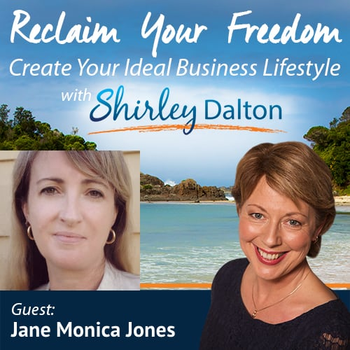 SD #041 – The Billionaire Buddha and Your Relationship with Money | Jane Monica-Jones