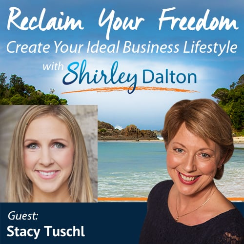 SD #060 – Save Your Business Rescue Your Life   Stacy Tuschl