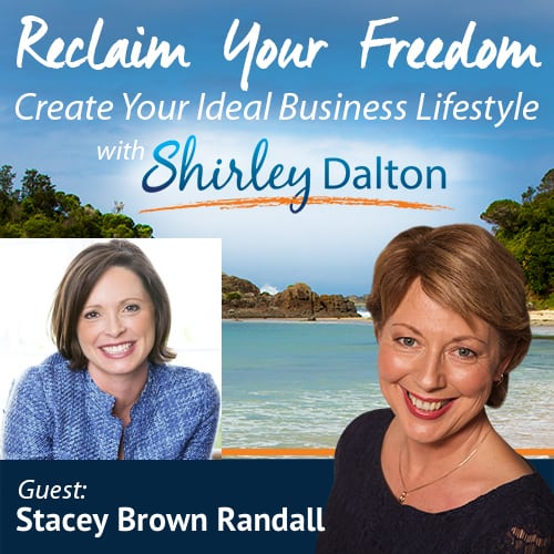 SD #061 –  Your Time is Valuable – Top Productivity Tips to Make More Money and Have More Time   Stacey Brown Randall