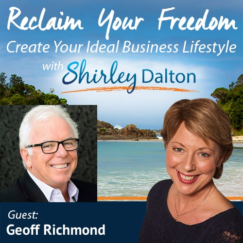 SD #072 – The WOW Factor – How Successful Leaders Manage People and Add Value | Geoff Richmond