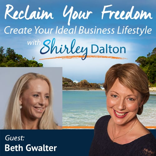 SD #010 – From Start Up to 7 Figures. How to Do it Easily | Beth Gwalter