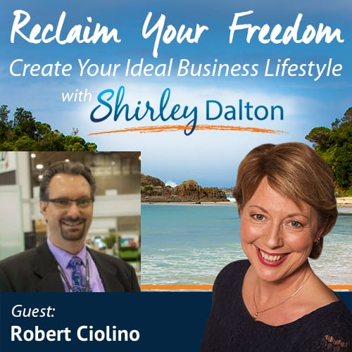 SD #011 –  Leadership Lessons from an Executive Producer | Robert Ciolino