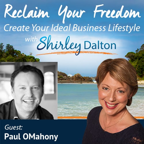 SD #016 – Digital Marketing, Mindset and Wealth Management | Paul OMahony