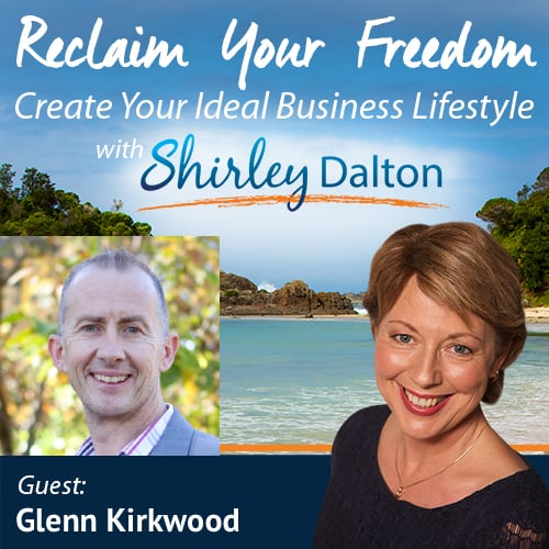 SD #017 –  3 Things You Must Do to Accelerate the Trust Curve | Glenn Kirkwood