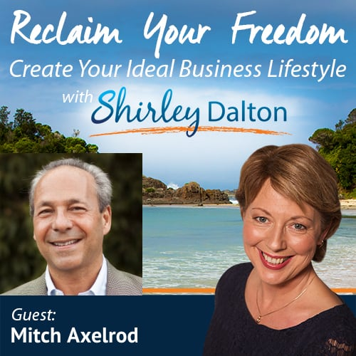 SD #018 – The New Game of Business | Mitch Axelrod