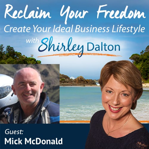 SD #020 – The Accidental Business Person | Mick McDonald