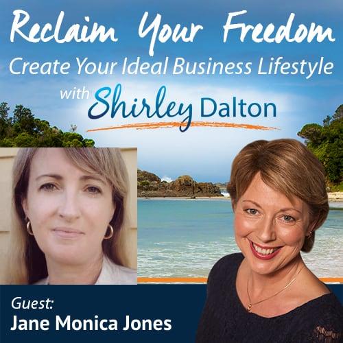 SD #041 – The Billionaire Buddha and Your Relationship with Money | Jane Monica-Jones