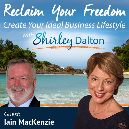 SD #086 – Are You Building a Long Term Sustainable Business | Iain MacKenzie