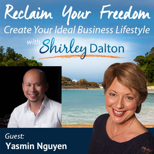 SD #099 – How to Create 3 Weeks of Additional Freedom This Year | Yasmin Nguyen